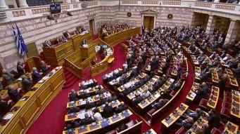 parlamento griego. aprobación nombre macedonia del norte.png